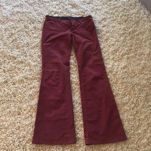 Dolce Gabbana Icon Women's Corduroy Flared Jeans